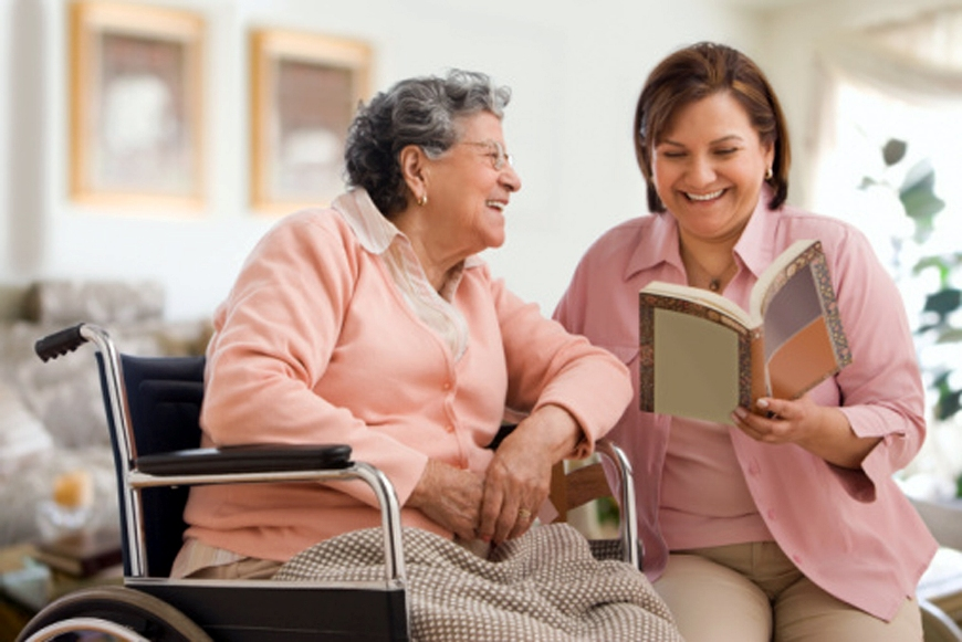 homecare, live-in carer, Qualitas Vitae Care, companionship