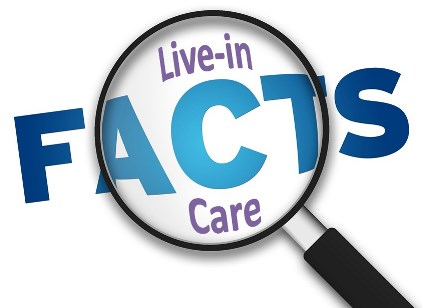 live-in care facts